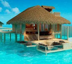 Maledives, I want to go here but mom would kill me if I went without her..