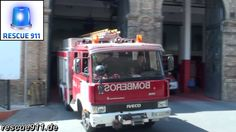 Seville fire department // FSV 4 Bomberos de Sevilla