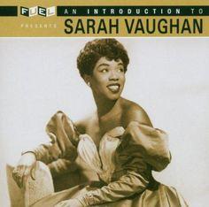 An Introduction to Sarah Vaughn
