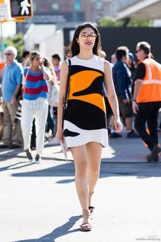 NYFW day 6, 25 images   A Love is Blind