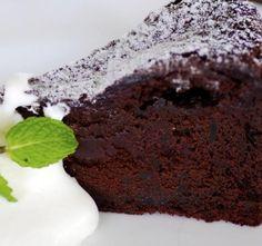 Recept Nejlepší čokoládový dort