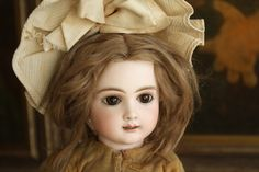 Exceptional Bebe Thuillier AT Brown Eyes - Castellidoll