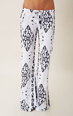 Indah Wide Leg Draw String Pant