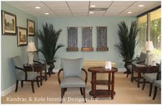 Doctor's Reception Room