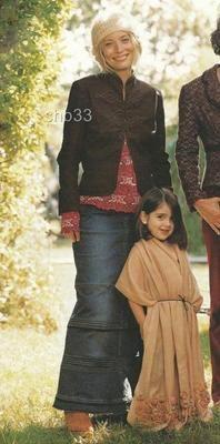 RARE Anthropologie 2002 Elevenses Ribbon Trim Cotton Jacket Blouse Top s 6 | eBay