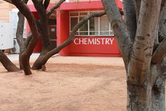 University of the Free State, Chemistry building, Bloemfontein Campus