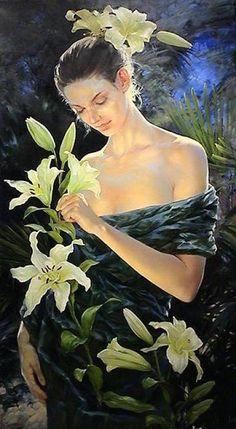 Artist Yuri Yarosh