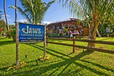 Jaws country store, Haiku (highway to Hana)