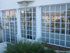 sliding cottage pane doors aluminium - Google Search