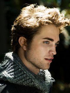 Robert Pattinson ...the eyelashes