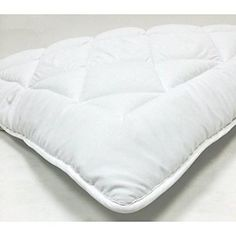 """California King Waterbed - High Quality - Alternative Mattress Pad/ Topper-Fully Reversible (Double Life)-1"""" w/ Stay Tight Anchor Straps Fully Reversible Hypoal..."""