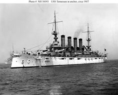 USS Tennessee (ACR-10) - Tennessee-class cruiser - Wikipedia, the free encyclopedia
