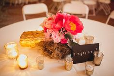 #centerpiece  Photography: Taylor Lord Photography - taylorlordphotography.com Wedding Planning: After Yes - afteryesweddings.com Floral Design: Bows and Arrows - bowsandarrowsdeluxe.com  Read More: http://www.stylemepretty.com/2012/07/12/dallas-heritage-village-wedding-by-taylor-lord-photography/