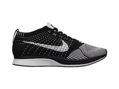 big sale 60289 25117 ive been eyeing these black and white NIKE flyknit racers. the outer side