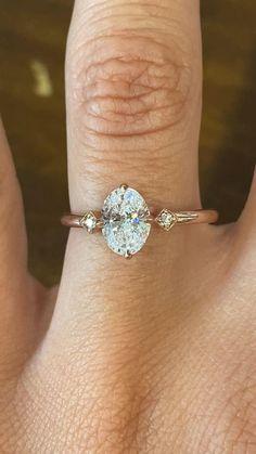 Vintage Oval Engagement Rings, Boho Engagement Ring, Boho Wedding Ring, Alternative Engagement Rings, Wedding Jewelry, Wedding Rings, Diamond Rings, Oval Diamond, Dream Ring