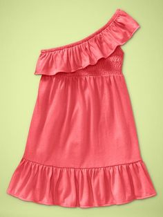 Cute dress for a little girl!
