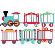 Circus Train Silhouette Online Store Party Carnival Circus Pinte - Clipart Suggest Circus Train, Circus Baby, Circus Birthday, Baby Birthday, Circus Room, Train Silhouette, Silhouette Design, Silhouette Files, Circus Theme Classroom
