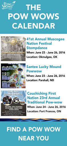 Find a pow wow near you pow wow calendar