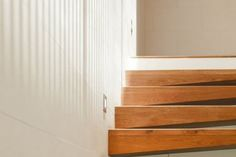 tapered stairs