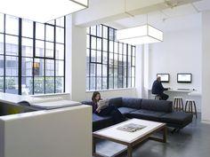 Walker Media offices by Jason MacLean, London office design