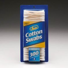 Moore Medical Cotton Swabs 3 Double-ended - Box of 300