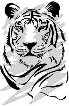 Diseño de tatuaje de tigre - Buscar con Google