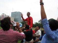 Fusion Soccer League 2012 : Arshad Rahman (Man of the Match)
