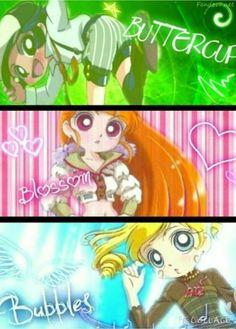 Power Puff Girls Z, Power Girl, Powerpuff Girls Cartoon, Cute Sister, Ppg And Rrb, Miraculous Characters, Magical Girl, Comic Art, Fun Facts