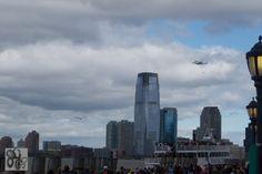 The Space Shuttle Enterprise Arriving In New York City (April 27, 2012) #13