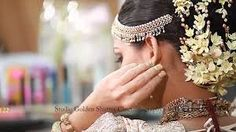 Srilankan Brides By Champi Siriwardana Sri Lankan Bride, Bride Hairstyles, Crown, Brides, Inspiration, Image, Dresses, Youtube, Fashion