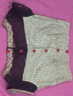 Sequins blouse with boat neck back neck with buttons 91 9866583602 whatsapp no 7702919644