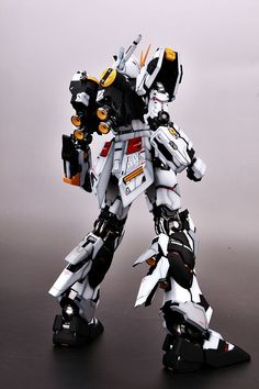 MG 1/100 Nu Gundam Ver. Ka - Painted Build   Modeled by livese1   GG INFINITE: ORDER HERE      CLICK HERE TO VIEW FULL POST...