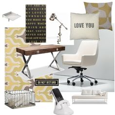 my new office/craft room *Project Décor*