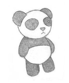 hehe panda bear