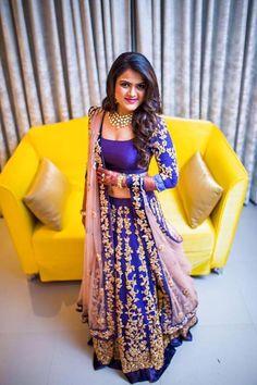 Rama Bridal Wear Lehenga Choli Textile Mall Textile Now at TextileMall. Silk Lehenga, Ghagra Choli, Yellow Lehenga, Lehenga Style, Indian Lehenga, Indian Attire, Indian Wear, Pakistani Dresses, Indian Dresses