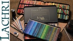 In this video I go over the main differences I see in Prismacolor Premier and Faber Castell Polychromos colored pencils and demonstrate both in a speed drawi...