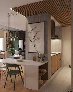 Un departamento muy acogedor en Belarús - Hogar acogedor Apartment Interior, Apartment Design, Living Room Interior, Apartment Living, Living Rooms, Küchen Design, Design Case, House Design, Layout Design