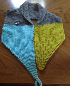 Has Anyone Knit the Good Point Scarf?