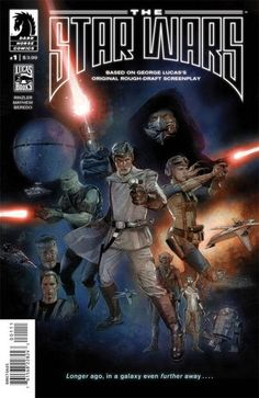 Before Star Wars, there was The Star Wars! This is the authorized adaptation of George Lucas's rough-draft screenplay of what would eventually become a motion picture that would change the world.