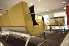 Harter Truman - Chairs and Seating, Lobby and Lounge,