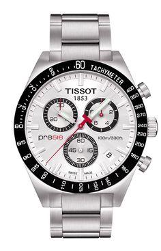 3128d42f0add Reloj Cro Tissot Prs 516 Cronógrafo T0444172103100 Moda Hombre