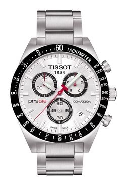 Reloj Cro Tissot Prs 516 Cronógrafo T0444172103100