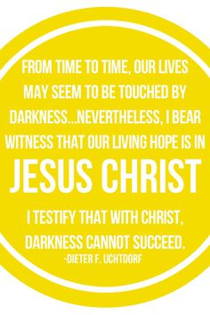 printable lds general conference quotes - april 2013 | icreate...with love
