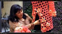laura cepeda maestra de tejido - YouTube