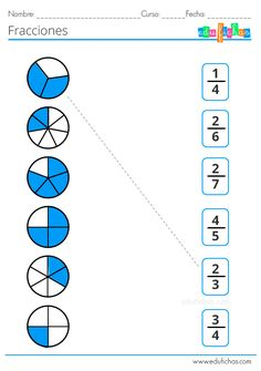 Pin by Maren Köster on Schule Math Fractions Worksheets, 3rd Grade Math Worksheets, School Worksheets, Math Vocabulary, Math School, Homeschool Math, Math For Kids, Math Lessons, Teaching Math
