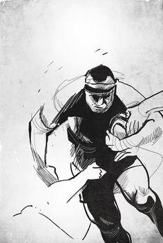 """Le """"Tournoi dessination"""" Guillaume Clavier"""
