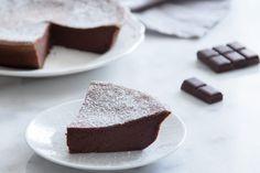 Fondant au chocolat - mascarpone : La recette de Cyril Lignac