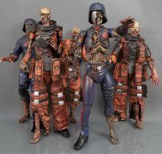 GI Joe Cobra Commander / Zombie Vipers