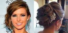 princess hairstyles for prom medium length - Google Search