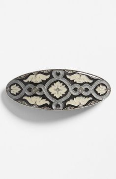 L. Erickson 'Riviera' Barrette available at #Nordstrom; $72 as of 7/28/14